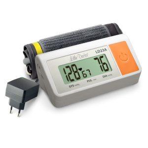 Little Doctor LD23a Automata felkaros vérnyomásmérő adapterrel