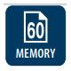60 memória
